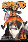 Naruto, Vol. 33 Cover Image