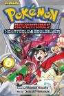 Pokémon Adventures: HeartGold and SoulSilver, Vol. 2 Cover Image