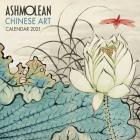 Ashmolean Museum - Chinese Art Wall Calendar 2021 (Art Calendar) Cover Image