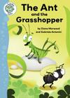 The Ant and the Grasshopper (Tadpoles Tales) Cover Image