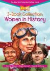 Who HQ 3-Book Collection: Women in History (Who Was?) Cover Image