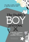 The Daddy's Boy Devotional Cover Image
