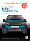 Range Rover: Third Generation L322 (2002-2012) (Essential Buyer's Guide) Cover Image