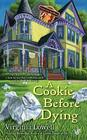 A Cookie Before Dying (A Cookie Cutter Shop Mystery #2) Cover Image