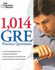1,014 GRE Practice Questions Cover Image