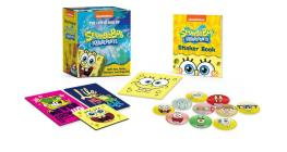 The Little Box of SpongeBob SquarePants: With Pins, Patch, Stickers, and Magnets! Cover Image