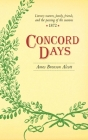 Concord Days Cover Image