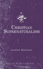 Christian Supernaturalism Cover Image