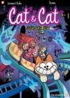 Cat and Cat #4: Scaredy Cat (Cat & Cat #4) Cover Image