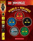 World of Ninjago (LEGO Ninjago: Official Guide) Cover Image