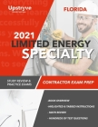 2021 Florida Limited Energy Specialty Contractor Exam Prep: Study Review & Practice Exams Cover Image