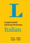 Langenscheidt Universal Dictionary Italian (Langenscheidt Universal Dictionaries) Cover Image