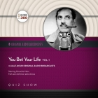 You Bet Your Life with Groucho Marx, Vol. 1 Lib/E Cover Image