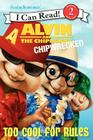 Alvin and the Chipmunks: Chipwrecked: Too Cool for Rules Cover Image
