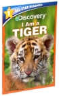 Discovery All Star Readers: I Am a Tiger Level 1 Cover Image
