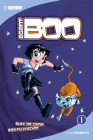 Agent Boo manga chapter book volume 1: The Littlest Agent (Agent Boo manga #1) Cover Image