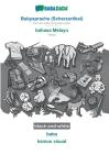 BABADADA black-and-white, Babysprache (Scherzartikel) - bahasa Melayu, baba - kamus visual: German baby language (joke) - Malay, visual dictionary Cover Image