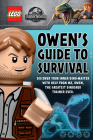 Owen's Guide to Survival (LEGO Jurassic World) Cover Image
