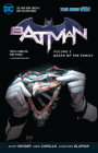 Batman Vol. 3: Death of the Family (The New 52) Cover Image