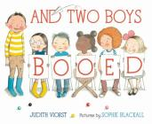 And Two Boys Booed Cover Image