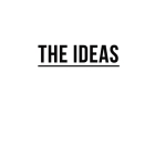 The Ideas Cover Image