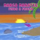 Margo Manatee Finds A Friend Cover Image