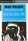 Richard III (No Fear Shakespeare) (Sparknotes No Fear Shakespeare) Cover Image