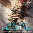 Fantasy Creatures: The Ultimate Guide to Mastering Digital Painting Techniques Cover Image