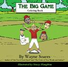 The Big Game Coloring Book Cover Image