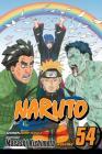 Naruto, Vol. 54 Cover Image