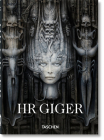 HR Giger. 40th Ed. Cover Image