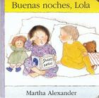 Buenas Noches, Lola (Especiales de a la Orilla del Viento) Cover Image