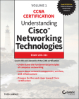 Understanding Cisco Networking Technologies, Volume 1: Exam 200-301 Cover Image