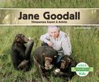 Jane Goodall: Chimpanzee Expert & Activist Cover Image