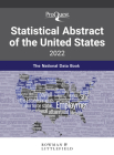 Proquest Statistical Abstract of the United States 2022: The National Data Book Cover Image