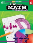 180 Days of Math for Sixth Grade (Practice) Cover Image