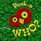 Peek-A Who? (Lift the Flap Books, Interactive Books for Kids, Interactive Read Aloud Books) Cover Image