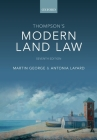 Thompson's Modern Land Law Cover Image