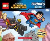 Phonics Pack 2 (LEGO DC Super Heroes) Cover Image
