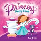 Princess Potty Time Cover Image