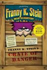 Franny K. Stein's Crate of Danger: Lunch Walks Among Us; Attack of the 50-Ft. Cupid; The Invisible Fran; The Fran That Time Forgot (Franny K. Stein, Mad Scientist) Cover Image