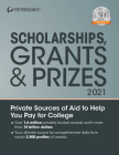 Scholarships, Grants & Prizes 2021 Cover Image