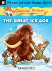 Geronimo Stilton Graphic Novels #5: The Great Ice Age Cover Image
