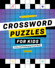 Crossword Puzzles for Kids: A Fun and Challenging Puzzle Book Cover Image