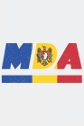 Mda: 2020 Kalender mit Wochenplaner mit Monatsübersicht und Jahresübersicht. Wochenübersicht mit Feiertagen samt Punktraste Cover Image