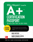 Mike Meyers' Comptia A+ Certification Passport, Seventh Edition (Exams 220-1001 & 220-1002) Cover Image