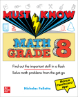 Must Know Math Grade 8 Cover Image