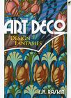 Art Deco Design Fantasies (Dover Pictorial Archives) Cover Image