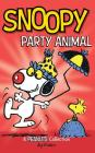 Snoopy: Party Animal! Cover Image