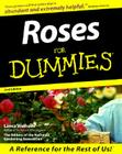 Roses For Dummies Cover Image